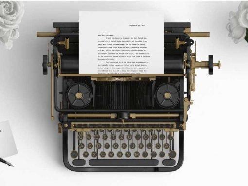 I testi del sito web: l'importanza del copy