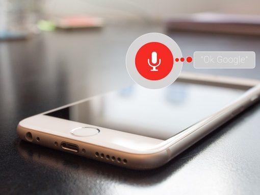 Voice search e visual search: topic trend per il digital marketing 2019