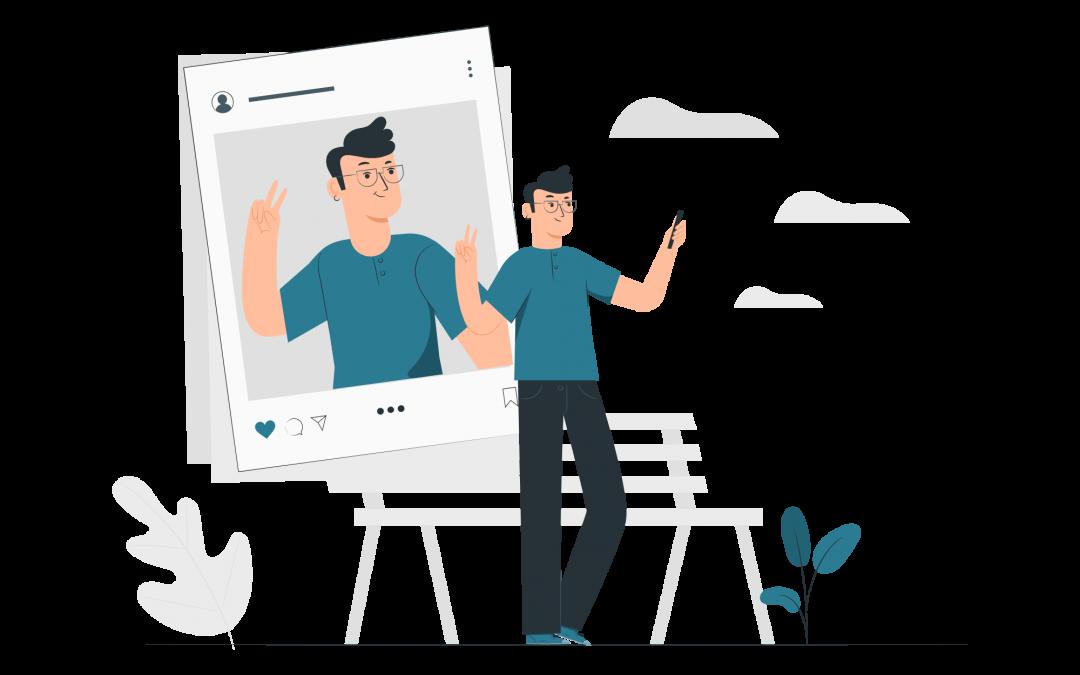 I selfie come strumento di marketing