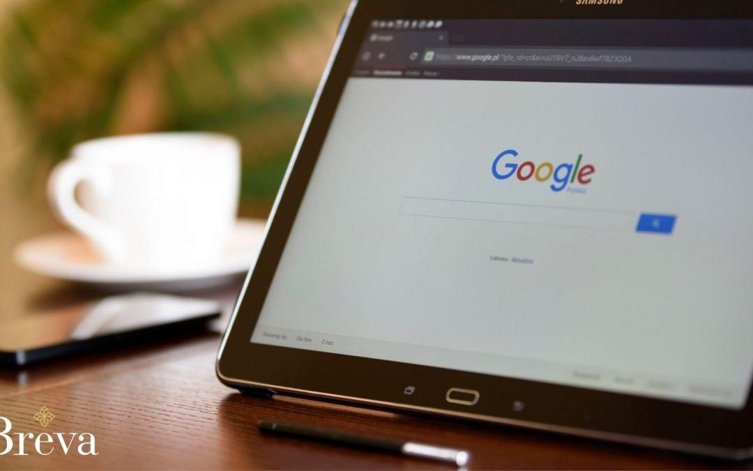 Profilo Content Creator Google